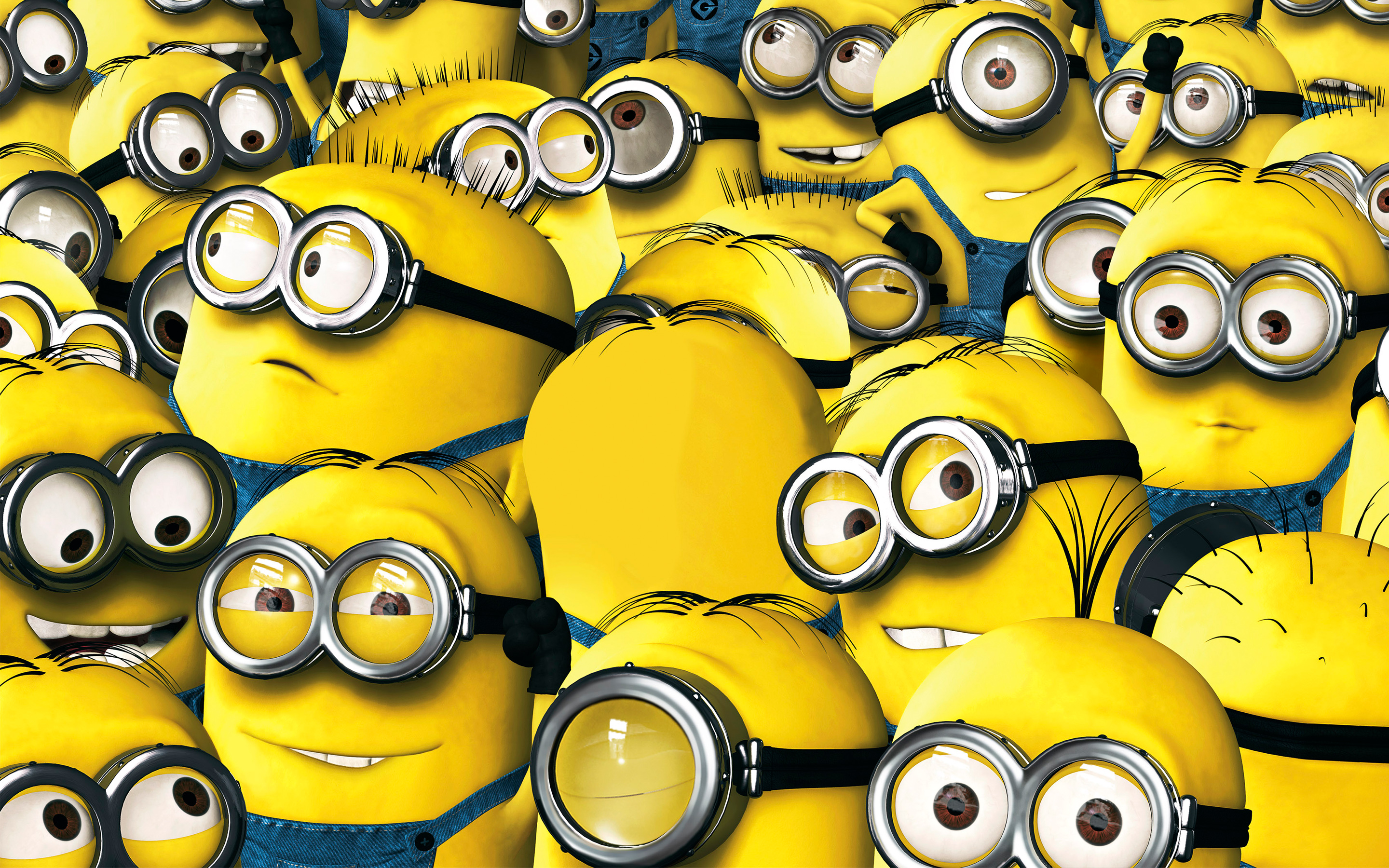 Despicable Me Minions Wide