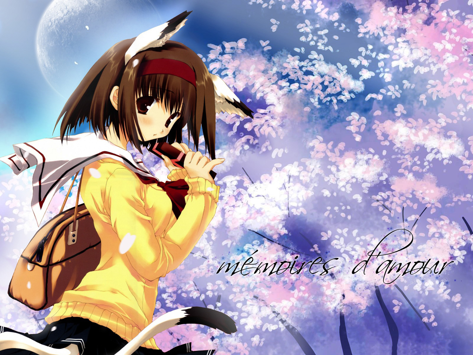 Memoires D'amour - Anime Wallpaper