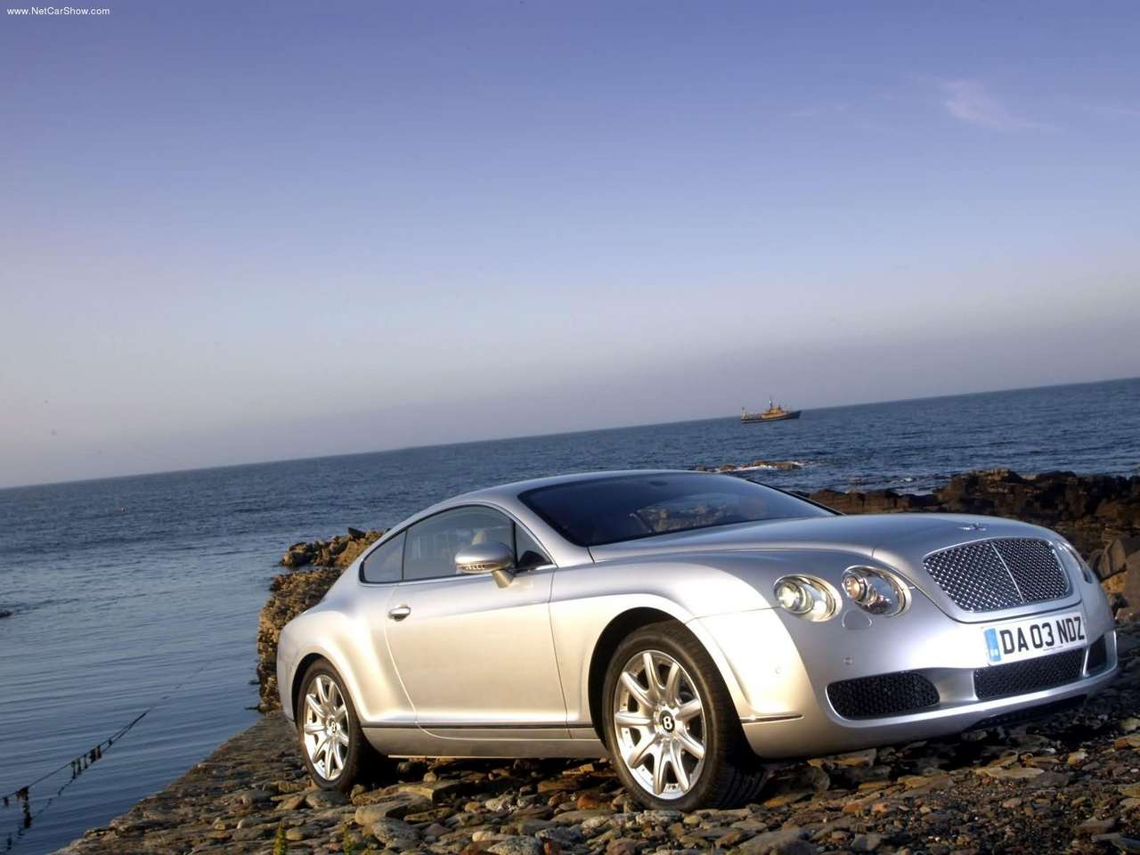Bentley Continental GT 2003 4
