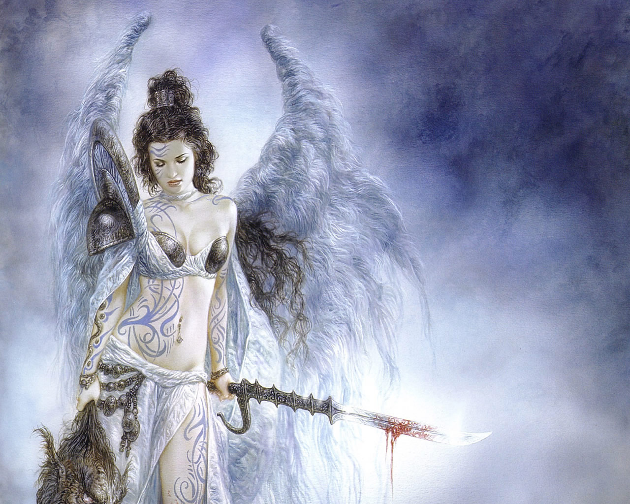 Luis Royo wallpaper 103