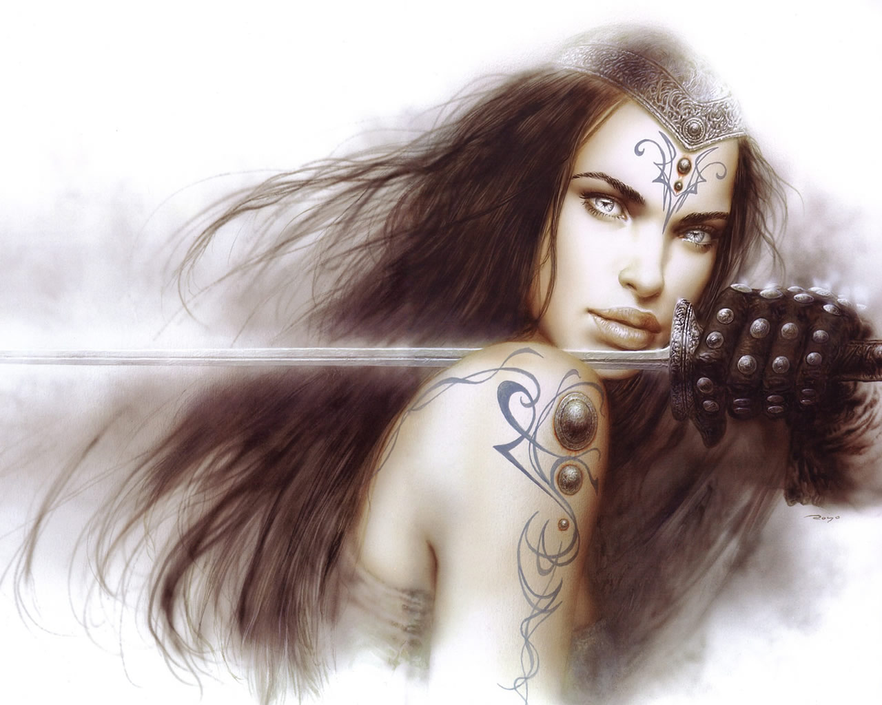 Luis Royo wallpaper 88