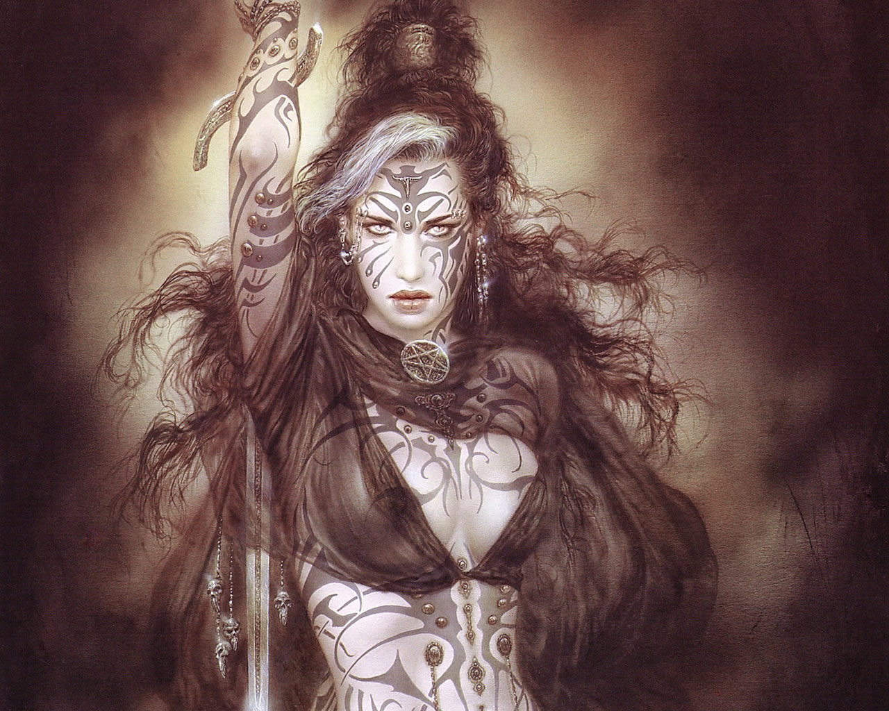 Luis Royo wallpaper 89