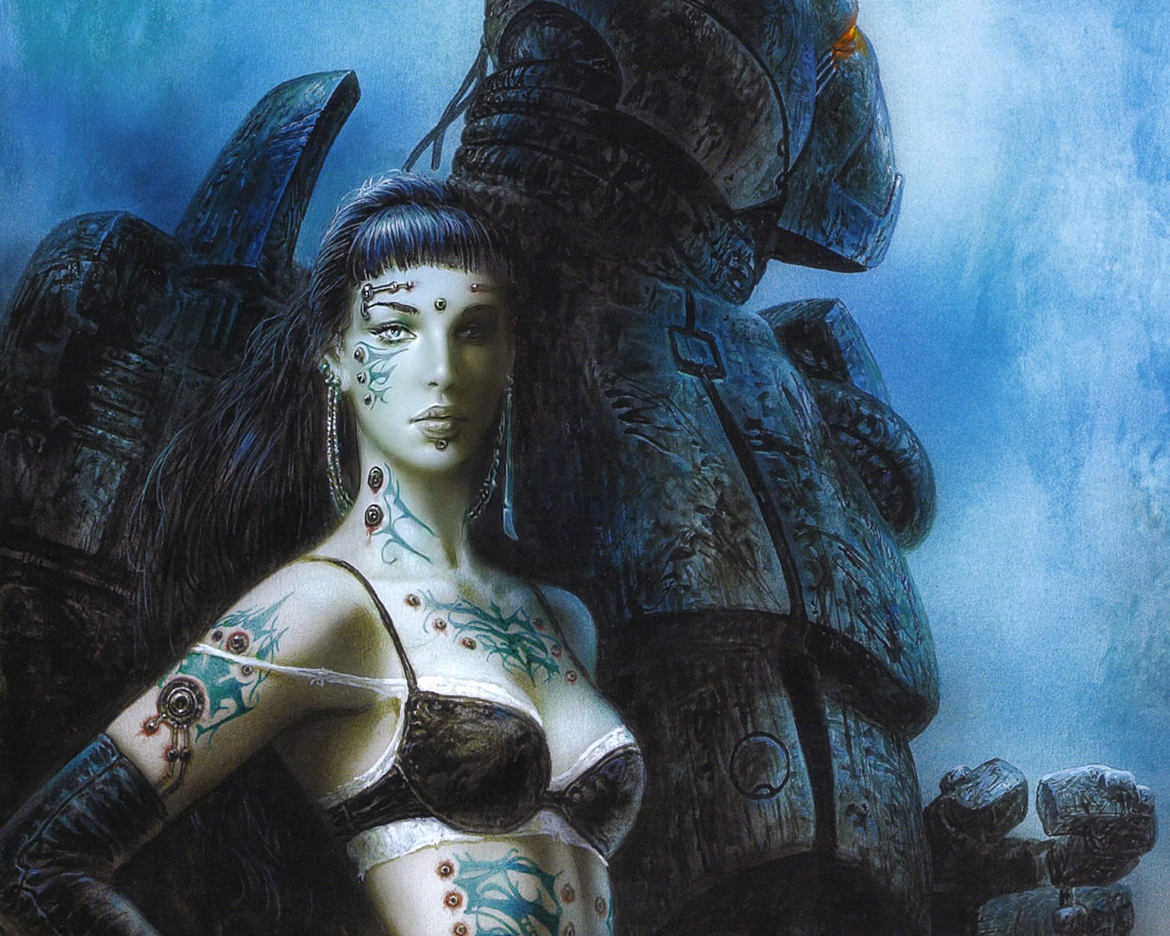 Luis Royo wallpaper 92