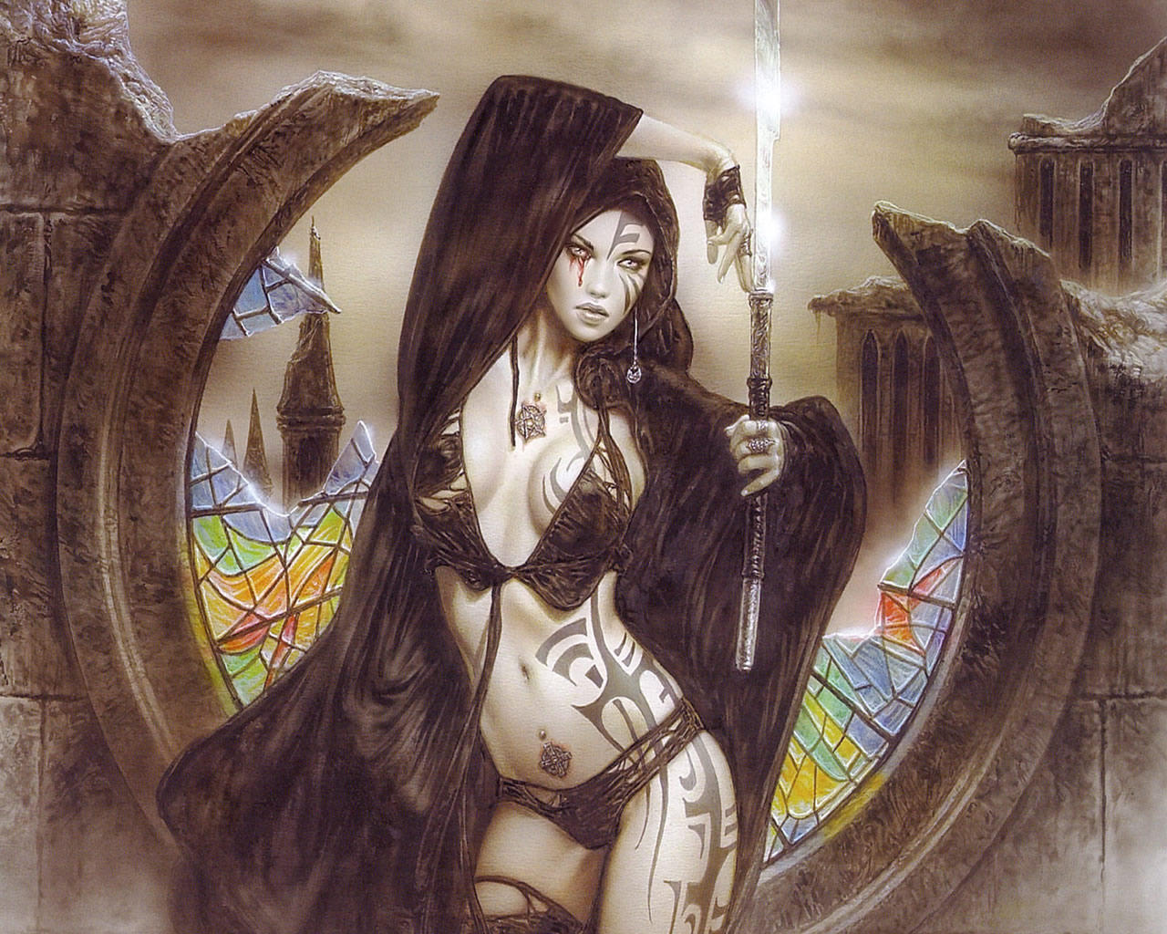 Luis Royo wallpaper 94