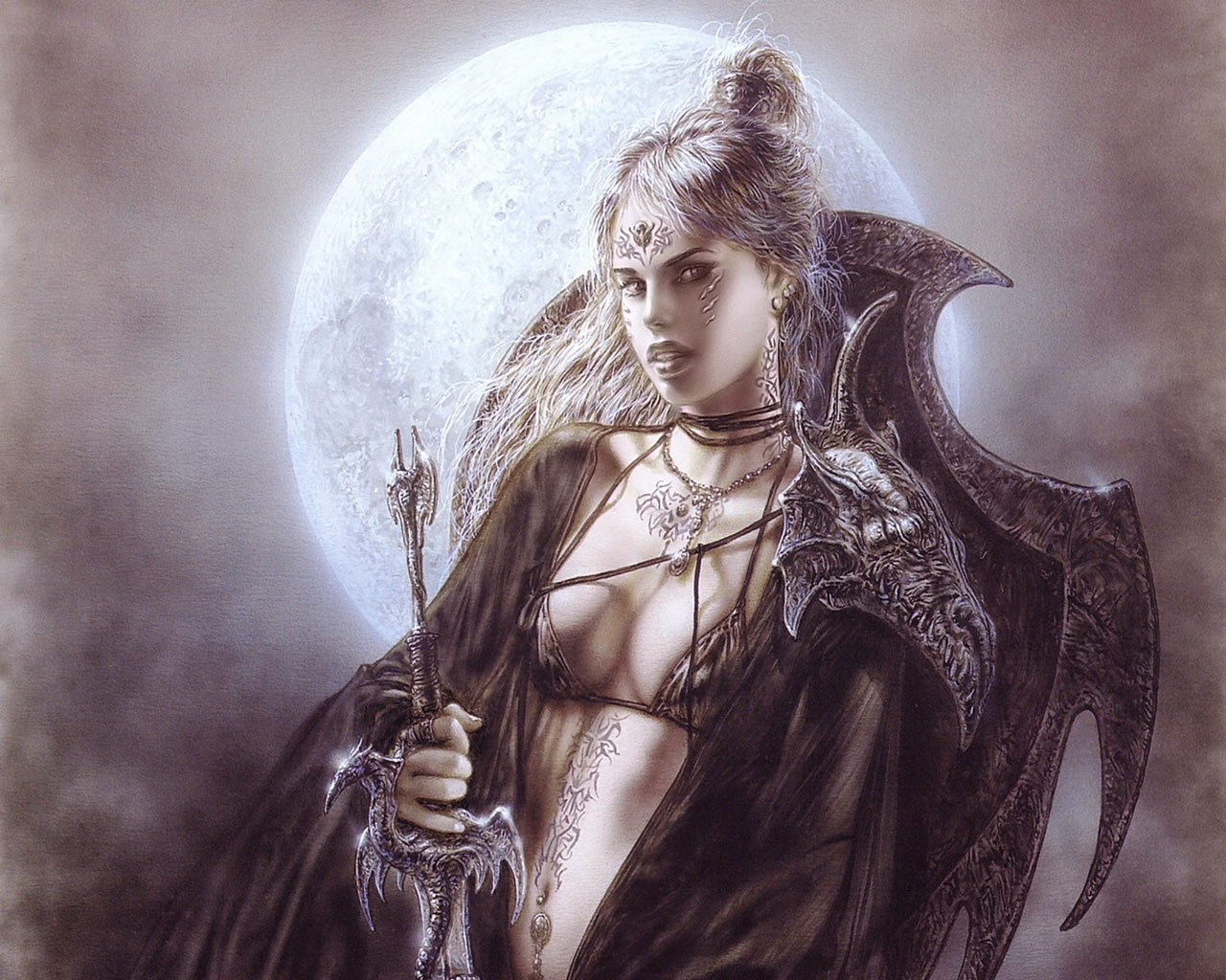 Luis Royo wallpaper 96