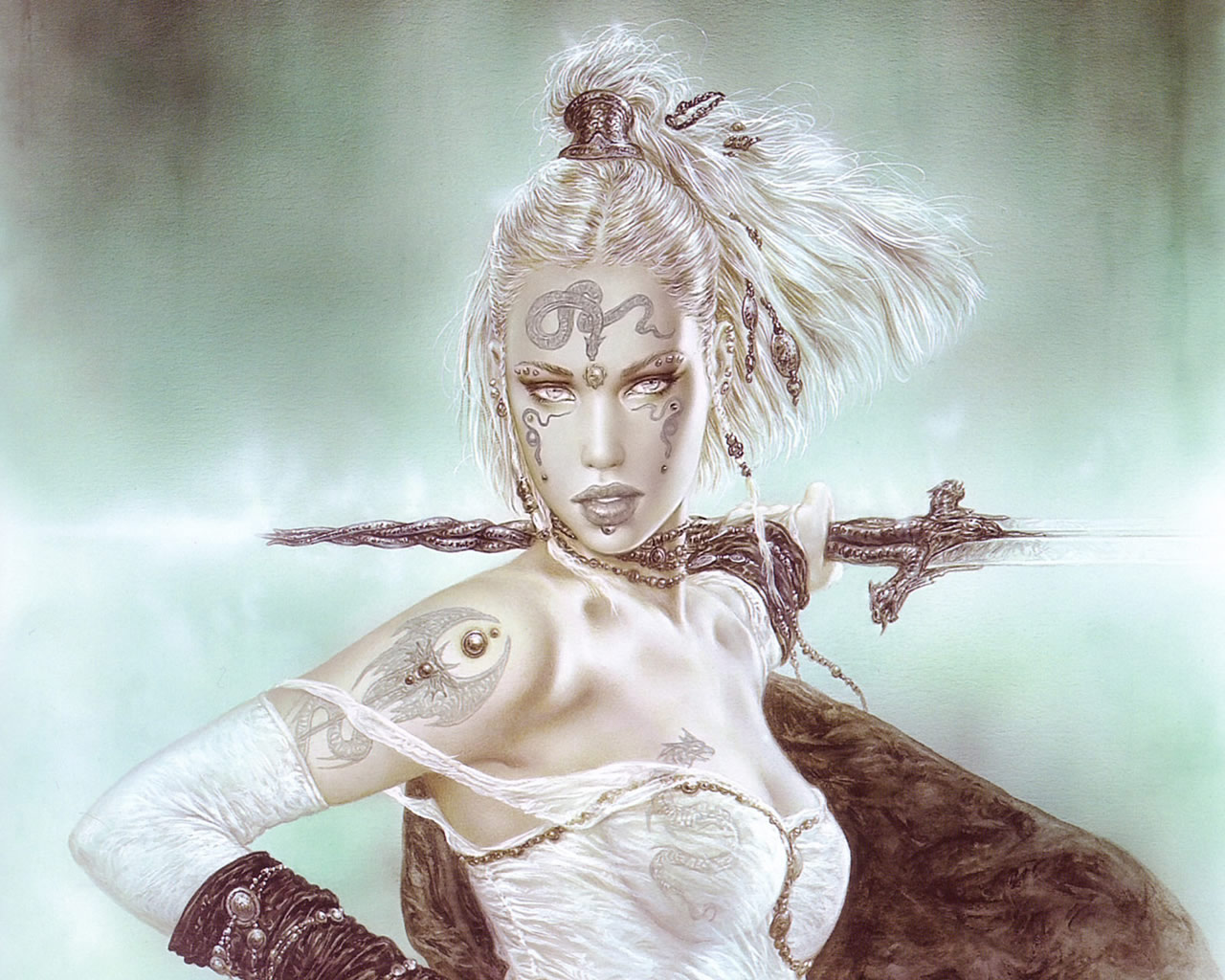 Luis Royo wallpaper 99