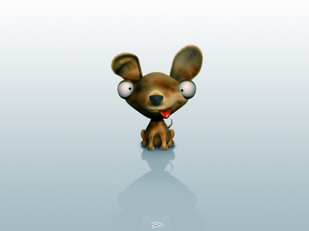 Funny 3D Animals 035